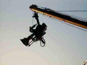 JimmyJib Camera Crane Griphouse Mallorca