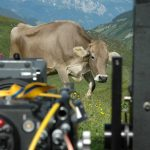 Shooting Switzerland at Klausenpass for Swiss Tourism Bureau Griphouse Mallorca Moviebird30 Shooting with RED-One in Portrait Mode