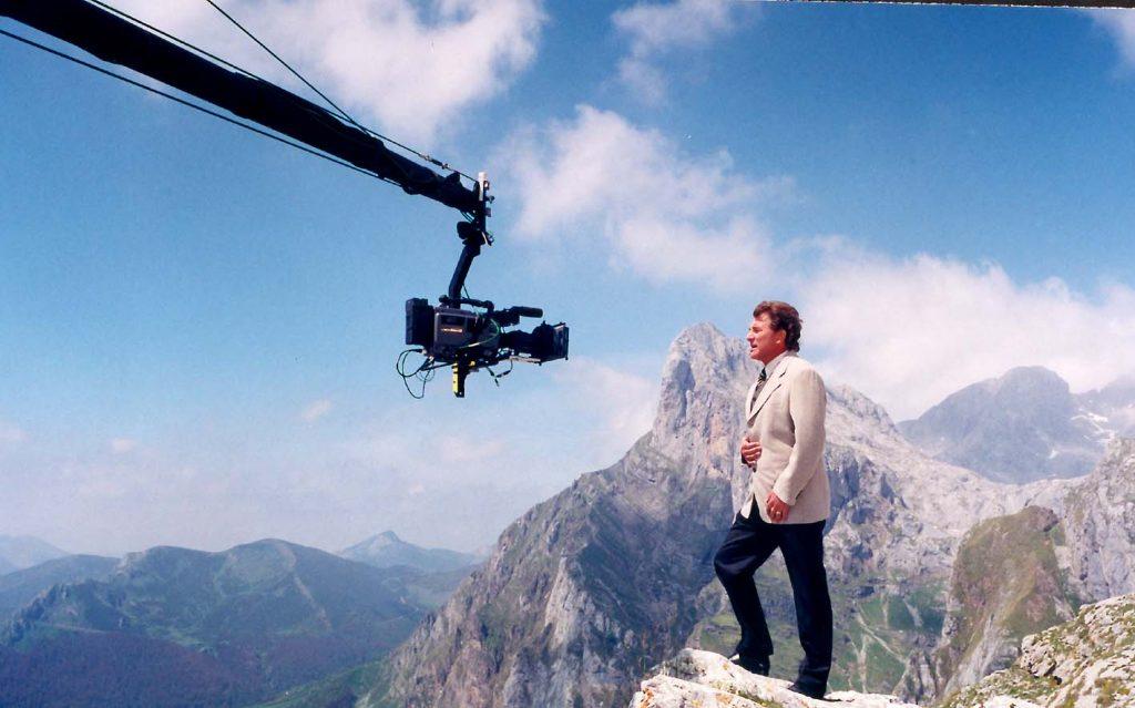 Griphouse Mallorca JommyJib Shooting Picos de Europa