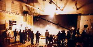 Camera Crane Shooting Griphouse Palma de Mallorca